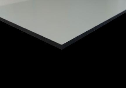 AL-Bond, bílá/bílá 400x400x3mm