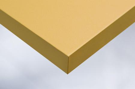 M1 sun yellow velvet grain