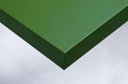 N1 dark green velvet grain