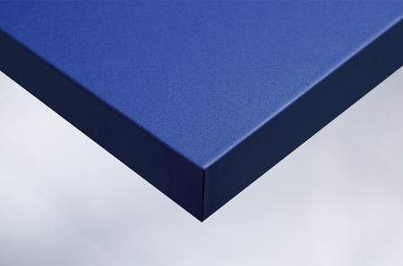 O2 royal blue velvet grain
