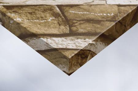 U8 brown stone