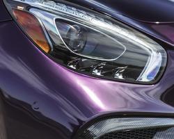 Inozetek Super Gloss Metallic Midnight Purple 1.52 x 19.8m - 1/2