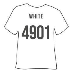 Poli-Flex Turbo 4901 White