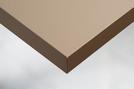 K4 solid light brown - 1/2