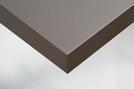 K5 solid dark brown - 1/2