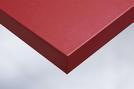 L2 orangey red velvet grain - 1/2
