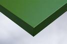 N1 dark green velvet grain - 1/2