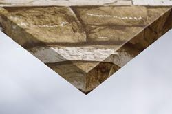 U8 brown stone - 1
