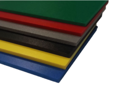 Colour Foam PVC